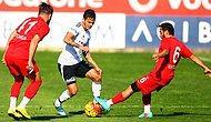 Beşiktaş, Ümraniyespor ile Antrenman Maçı Yaptı 1-1