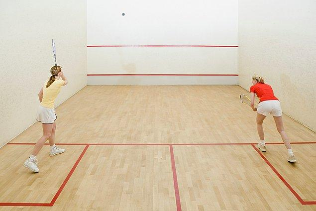 Squash Sevenler Köyü