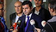 Demirtaş'tan 'Kasten Adam Öldürmeye Teşebbüs' Gerekçesiyle Suç Duyurusu