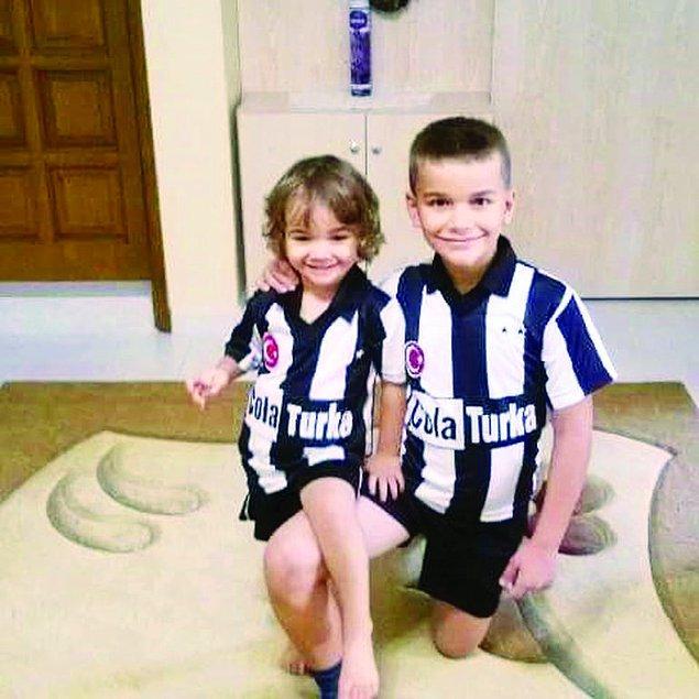 85 lirayı Muhammet adına kulübe yatıran Beşiktaş Başkanı, 10 yaşındaki çocuğun parasını kulüp müzesine yolladı.