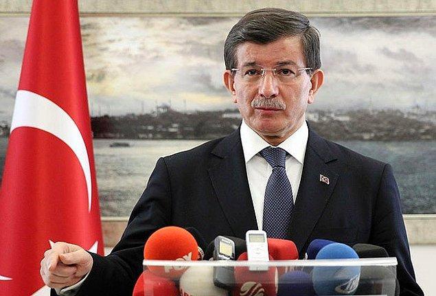 Davutoğlu: 'Her türlü tedbir hakkımız ve görevimiz'