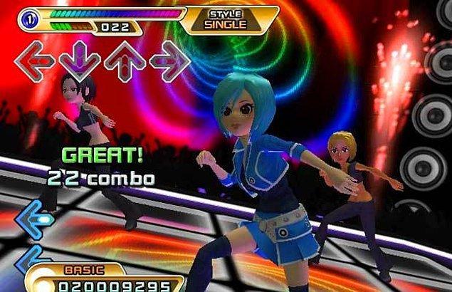 14. Dance Dance Revolution