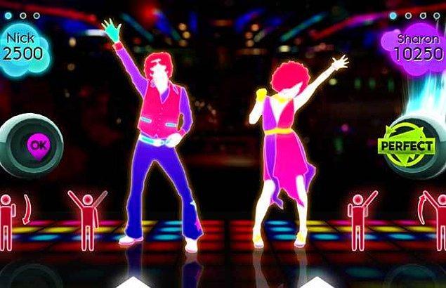 11. Just Dance