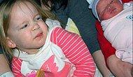 Как реагируют дети, когда в первый раз видят своих новорожденных братьев