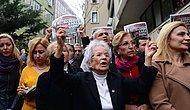 İstanbul ve Ankara'da Can Dündar ile Erdem Gül'e Destek Eylemi