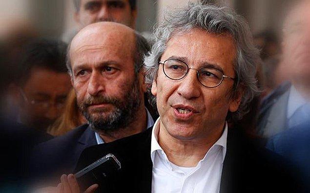 'Militanlara silah gönderdiğini ortaya çıkaran gazetecileri hapse attılar'