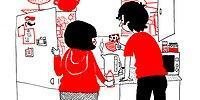 Love is... 24 иллюстрации о любви во всех её нежных проявлениях