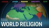 Как религии распространялись по миру
