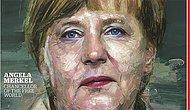 Ангела Меркель стала первой женщиной за 29 лет, кто получил титул Человек года журнала TIME