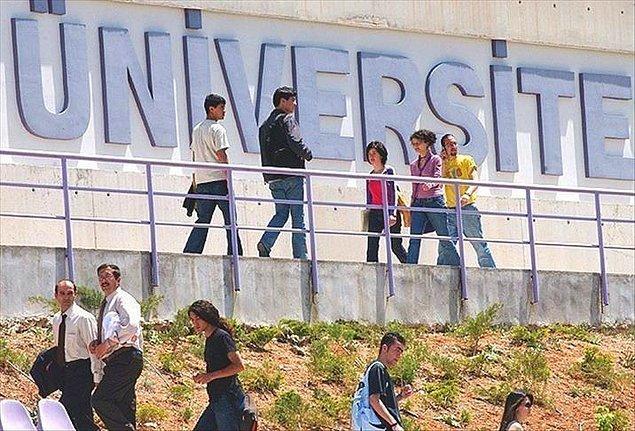 'Üniversitelerin üzerindeki baskıyı kaldıralım'