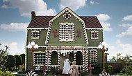 Зловещий рождественский домик: время окунуться в мрачную сказку