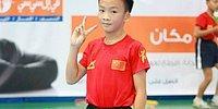 Китайский школьник установил рекорд по прыжкам через скакалку