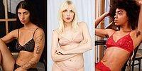 В рекламе нижнего белья снялись женщины со шрамами, растяжками и волосатыми подмышками