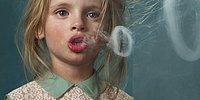 Противоречивые и шокирующие фото, курящих детей