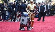 """Фотографии с премьеры """"Star wars"""". Красная ковровая дорожка космического масштаба"""