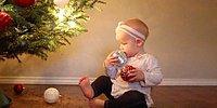 Встречаем Новый Год с маленьким ребенком :D