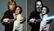 "Актеры ""Star wars"": тогда и сейчас"