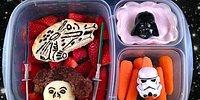 """Заботливый отец делает обеды в стиле """"Star wars"""" для своих детей"""