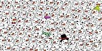 Найти панду на этой картинке сложнее, чем может показаться