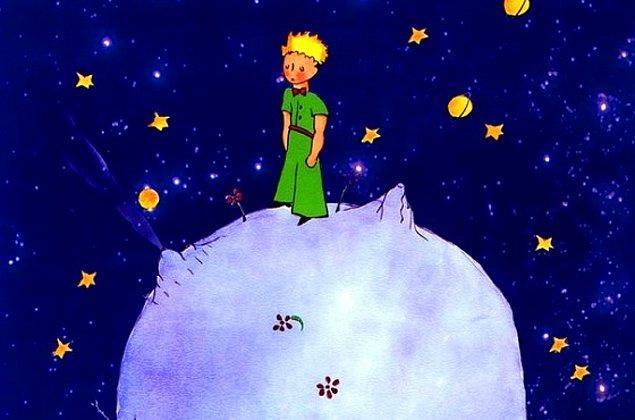 6. Küçük Prens adlı hikayenin yazarı kimdir?