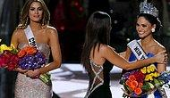Скандал на конкурсе «Мисс Вселенная-2015». Ведущий ошибся, объявляя победительницу