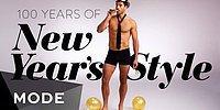 Видео: Как за последние 100 лет изменились костюмы мужчин на Новый Год