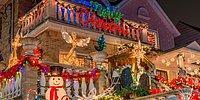 27 фото с рождественской иллюминацией в Дайкер Хайтс