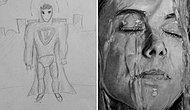 30 рисунков до и после: как практика доводит до совершенства