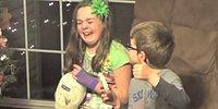 Реакция детей на плохие новогодние подарки