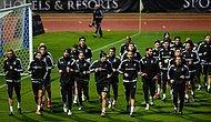 Beşiktaş'ta İkinci Yarı Hazırlıkları Başladı