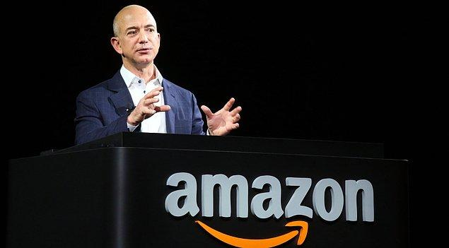 3. Jeff Bezos