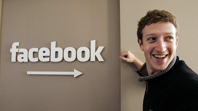 20. Mark Zuckerberg