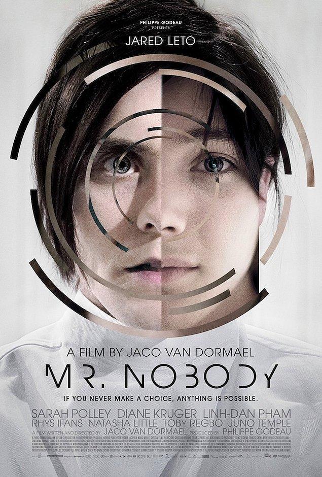 8. Mr.Nobody - Bay Hiçkimse