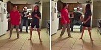 Танец двух сестер и папы-приколиста