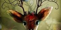 Сюрреалистическая сказка в иллюстрациях шведского художника