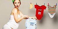 Стильные pin-up фотки беременных