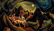 10 ранних картин всемирноизвестных художников, которые изменят ваше представление о них