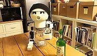 Робот-собутыльник из Южной Кореи