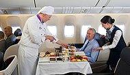 Лучшее бортовое питание: путь к сердцу пассажира лежит через его желудок