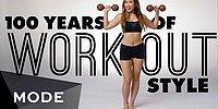 100 лет моды : Как менялся тренировочный костюм для женщин