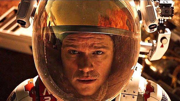 Matt Damon – Marslı (The Martian)