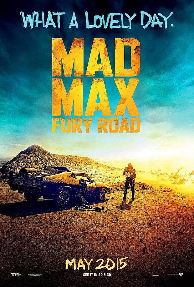 Mad Max: Öfkeli Yollar (Mad Max: Fury Road)
