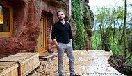 Человек, превративший пещеру возрастом 250 млн лет в роскошный дворец