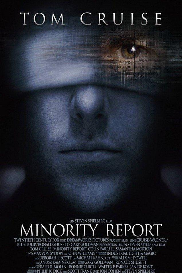 2. Minority Report