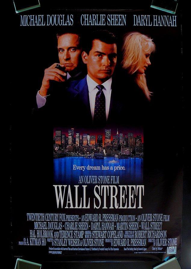 7. Wall Street