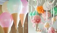 19 идей использования воздушных шаров для украшения праздников