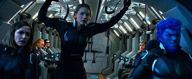 4. Mystique, Quicksilver, Beast, ve fazlası X-Men: Apocalypse filmiyle 27 Mayıs'ta vizyonda.