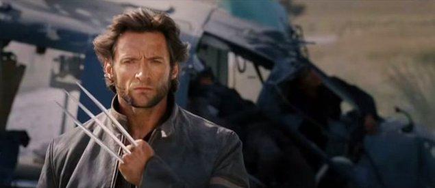 8. Adı tam açıklanmayan ve 2017 Mart ayında vizyona girecek Wolverine 3'te Hugh Jackman bu karakteri son oynayışı olduğunu belirtiyor.