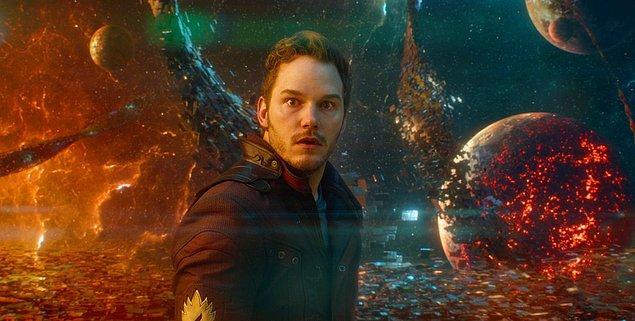 9. Merakla beklenen Guardians of Galaxy 2017 Mayıs'ta vizyona girecek.