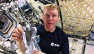 Как обычно готовят кофе на орбите